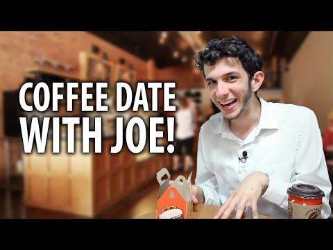 Get To Know The Cast: Coffee Date With Joe