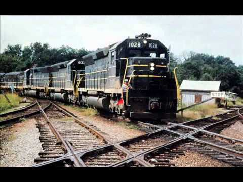 Atlantic Coast Line Locomotives of the 1950's and 1960's