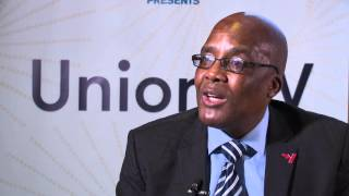 Interview with Dr Aaron Motsoaledi, South African Health Minister
