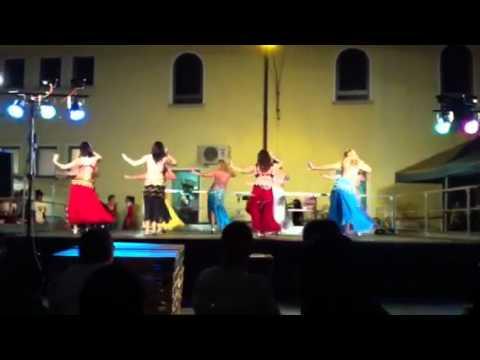 Danza del ventre - Altavilla Vicentina