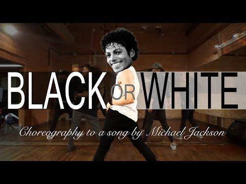 """BLACK OR WHITE"" by Michael Jackson   Millennium Dance Complex   Erik Hall Choreography Video"