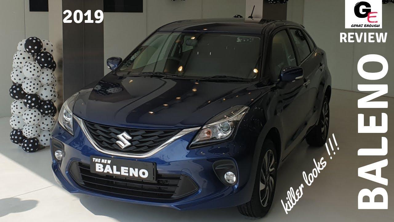 Maruti suzuki baleno 2019 price