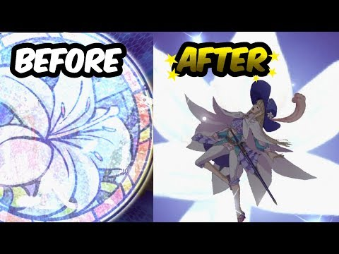 【FGO】シュヴァリエ・デオン 新旧モーション比較【FateGO】Chevalier d'Eon  Before/after【Fate/Grand Order】