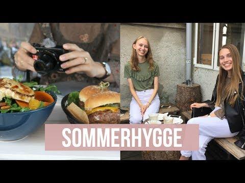 SOMMERHYGGE I KØBENHAVN