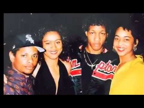 Rare Pictures Of Eazy E With Puff Daddy Will Smith 2 pac Geto Boys Crips More