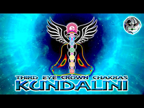 Deep Meditation Trance Music Kundalini Awakening Third Eye and Crown Chakras Frequencies Activation