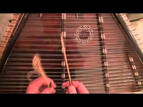Hammered Dulcimer Video #8 - Embellishments - Decorations - Ornamentation