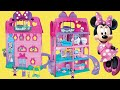 Minnie Mouse Bow-tel Hotel Playset with Daisy, Lights & Sounds