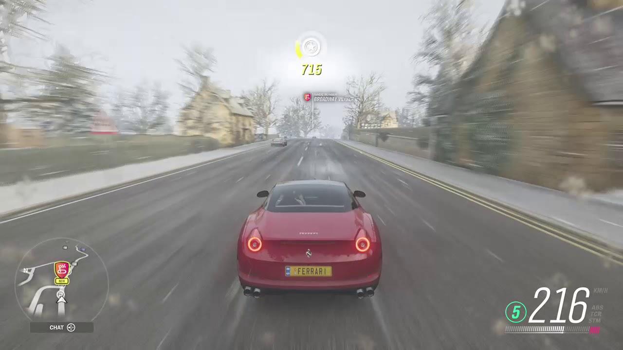 Ferrari California T 1500hp top speed Forza Horizon 4 ...