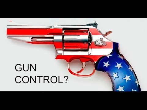 con gun control The national rifle association is america's longest-standing civil rights organization gun control activists are finally revealing their true agenda new.