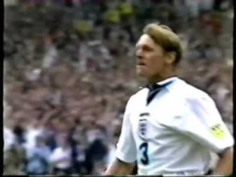Euro 96: Stuart Pearce's Penalty