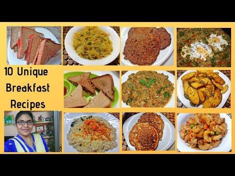 இட்லி தோசை இல்லாத 10 வகையான காலை உணவு|Easy & Healthy Breakfast Recipes In Tamil|Breakfast Recipes
