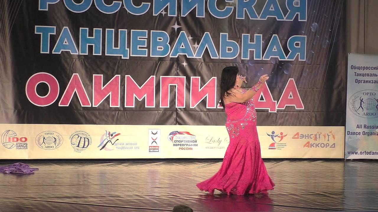 РТО-2015. Рейтинг России. Oriental классика. 3 лига. Сениоры, соло женщины, финал