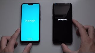 Honor 10 vs Samsung Galaxy S9 - Which is Fastest?
