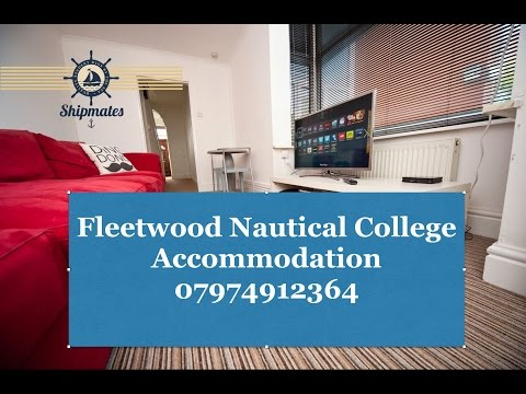 Fleetwood Nautical College Accommodation