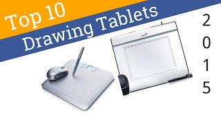 10 Best Drawing Tablets 2015