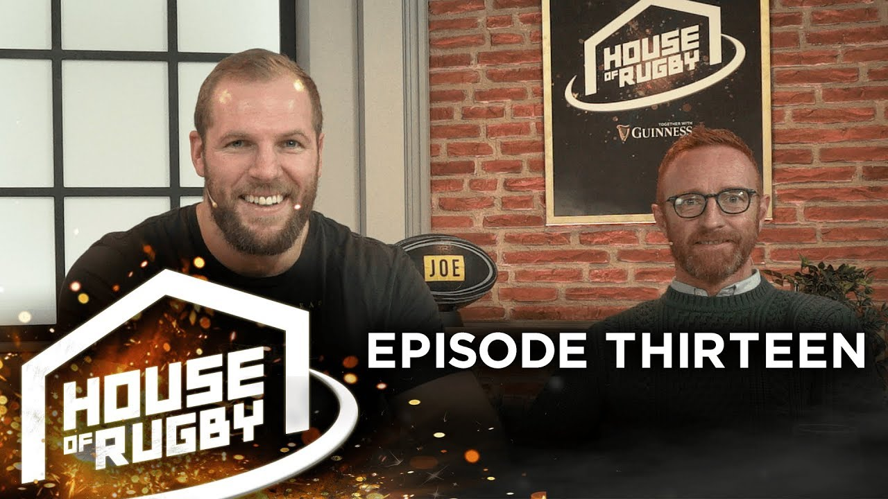 James Haskell & Ben Ryan: Premiership relegation, sevens, Jerry Tuwai and Fiji | House of Rugby