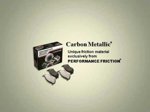 PFC Carbon Metallic Brake Pads