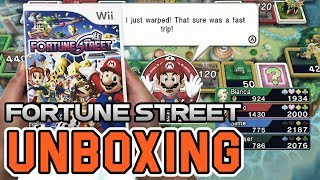 Fortune Street (Nintendo Wii) Unboxing !!