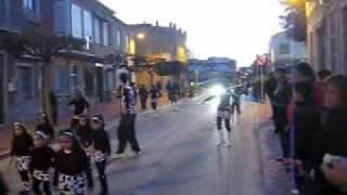 MAJORETTES GALILEA (carnaval 2010 hush hush)