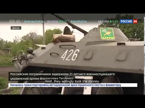 Ukrainian Soldier Defects to Russia and Reveals War Crimes Committed by Ukrainian Forces