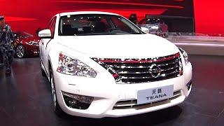 2016, 2017 Nissan Teana VIP hits the car market, new Nissan Teana VIP 2016, 2017 model