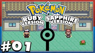 Pokemon Ruby & Sapphire: Part 01 (4-Player)