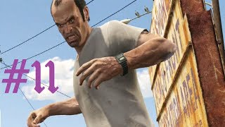 Grand Theft Auto V - | Let's Play #11 | - '¡Trevor!'- [Sr. Philips]