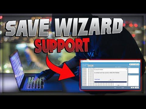✔️AKTIV✔️ Save Wizard