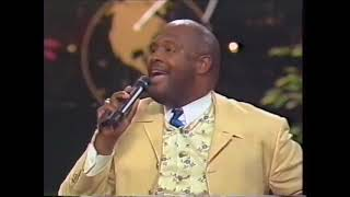 Marvin L. Winans singing I Don't Feel No Ways Tired