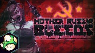 MOTHER RUSSIA BLEEDS EN DIRECTO (CON GROW UP Y SUBS)