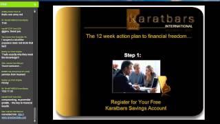 Karatbars with Selina Brantley