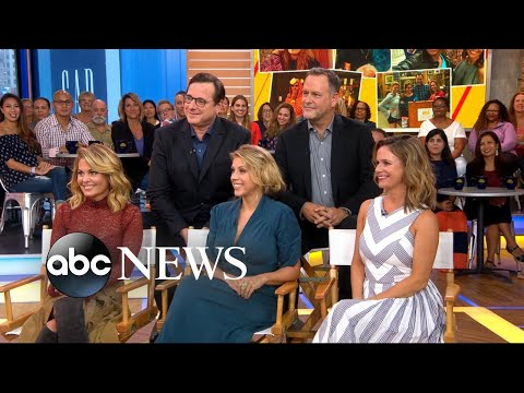 The stars of 'Fuller House' dish on season 3