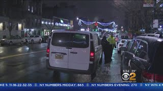 Harlem Building Fire Injuries 10, Including 4 Cops