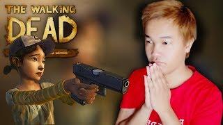 មិនគួរសោះClementine😩 - The Walking Dead Season One #8
