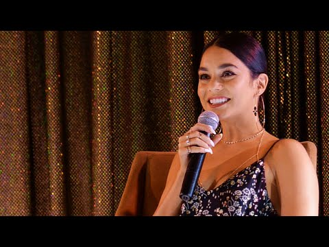 The Celebrity Encounter Q&A with Vanessa Hudgens (August 12)