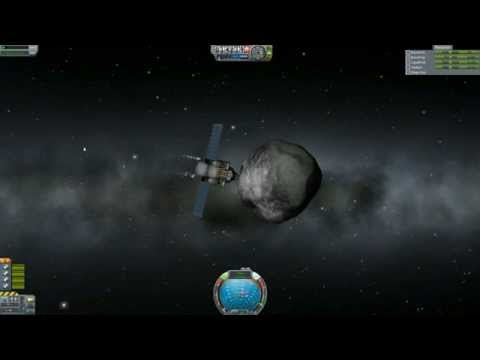 Kerbal Space Program -  Apercu d'une mission NASA (MAJ : Asteroid redirect Missions)