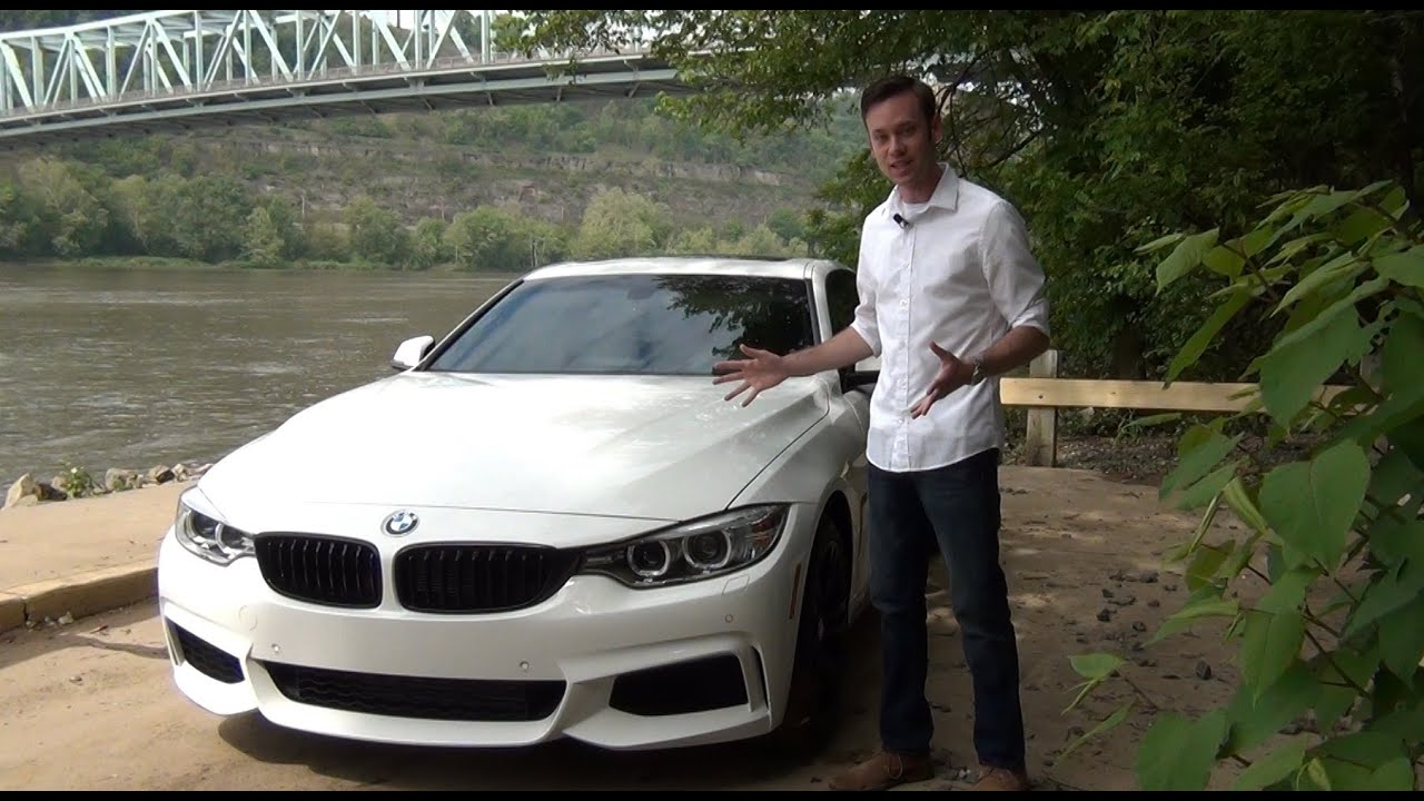 Review 2014 BMW 428i xDrive  YouTube