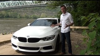Review: 2014 BMW 428i xDrive