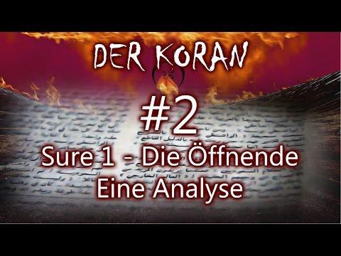 #011 - Der Koran 02 - Sure 1 - Eine Analyse
