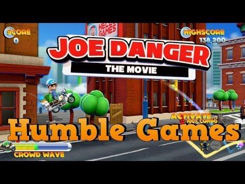 Humble Games: Joe Danger 2 The Movie! |