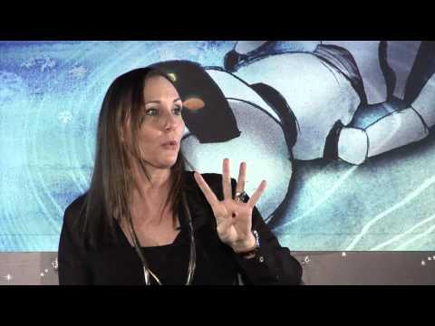 Tecno-vida, tecno-morte: Martha Gabriel at TEDxFIAP Tecnologias do Futuro