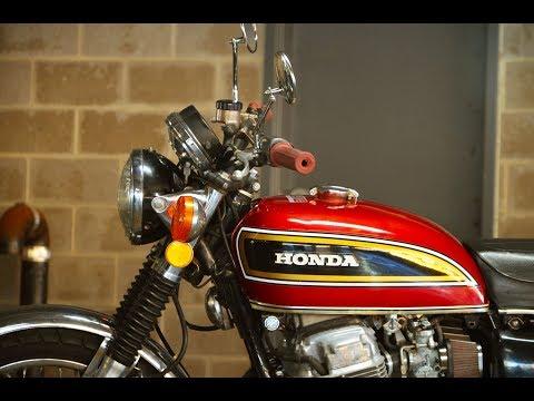 No Reserve: 1976 Honda CB750 K6