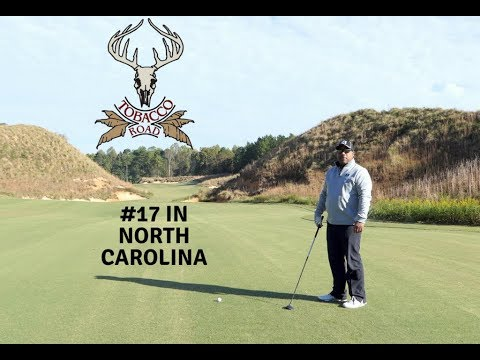 Tobacco Road Golf Course, #17th Ranked Course On Golf Digest in North Carolina
