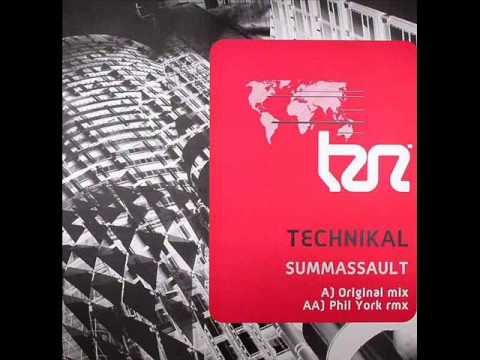 Technikal - Summassault (Phil York Remix)