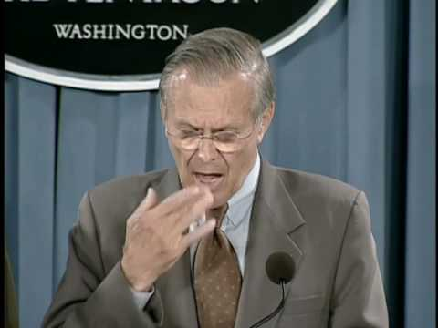 OASD: DoD News Briefing with Secretary Rumsfeld and General