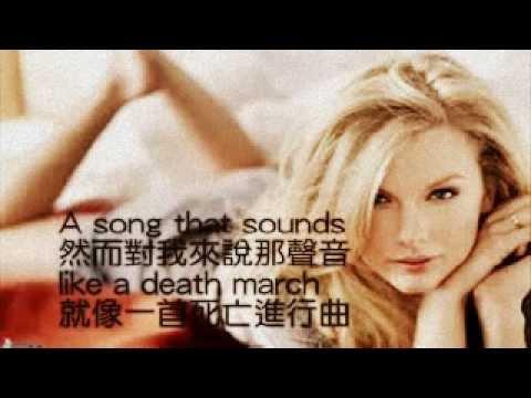 taylor-swift--speak-now-中英字幕