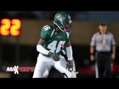 5-Star OLB Malik Jefferson Poteet TX -  Highlights