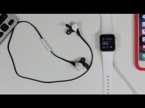 Apple Watch Tips - How To Add and Play Music