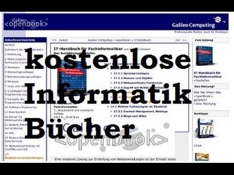 KOSTENLOS Informatik Bücher Downloaden / Online Lesen